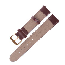 Fashion Leather Watch Straps Black Brown 12 14 16 18 20 22mm Durable Universal Leather Watch