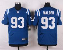 ABCHOT Elite men Indianapolis Colts 93 Erik Walden 58 Trent Cole 52 D'Qwell Jackson 23 Frank Gore D-4(China (Mainland))