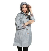 British Fashion Womens Portable Trench Raincoat Outdoor Jacket burberry_women's Waterproof Raincoat impermiable casaco feminino