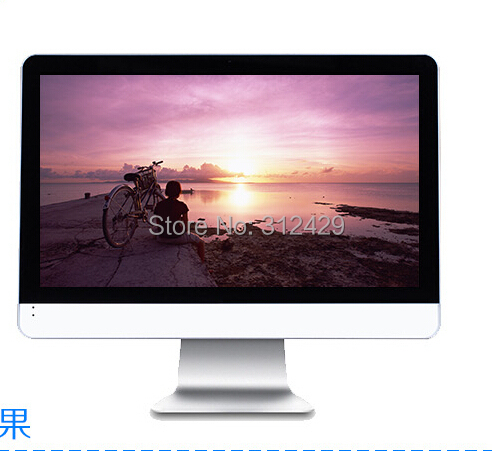 21.5inch All In One computer with I5 CPU,desktop slim home all in one PC<br>