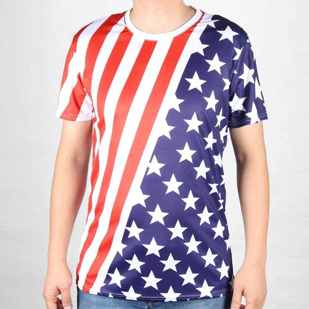 size american flag t shirts 3d t shirt