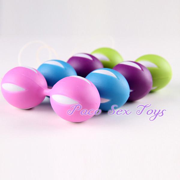 1PC Free shipping! Ben Wa Balls, Love Balls, sex toys for women, Vagina Kegel Exercise, Vaginal Love Ball, Sex Products(China (Mainland))