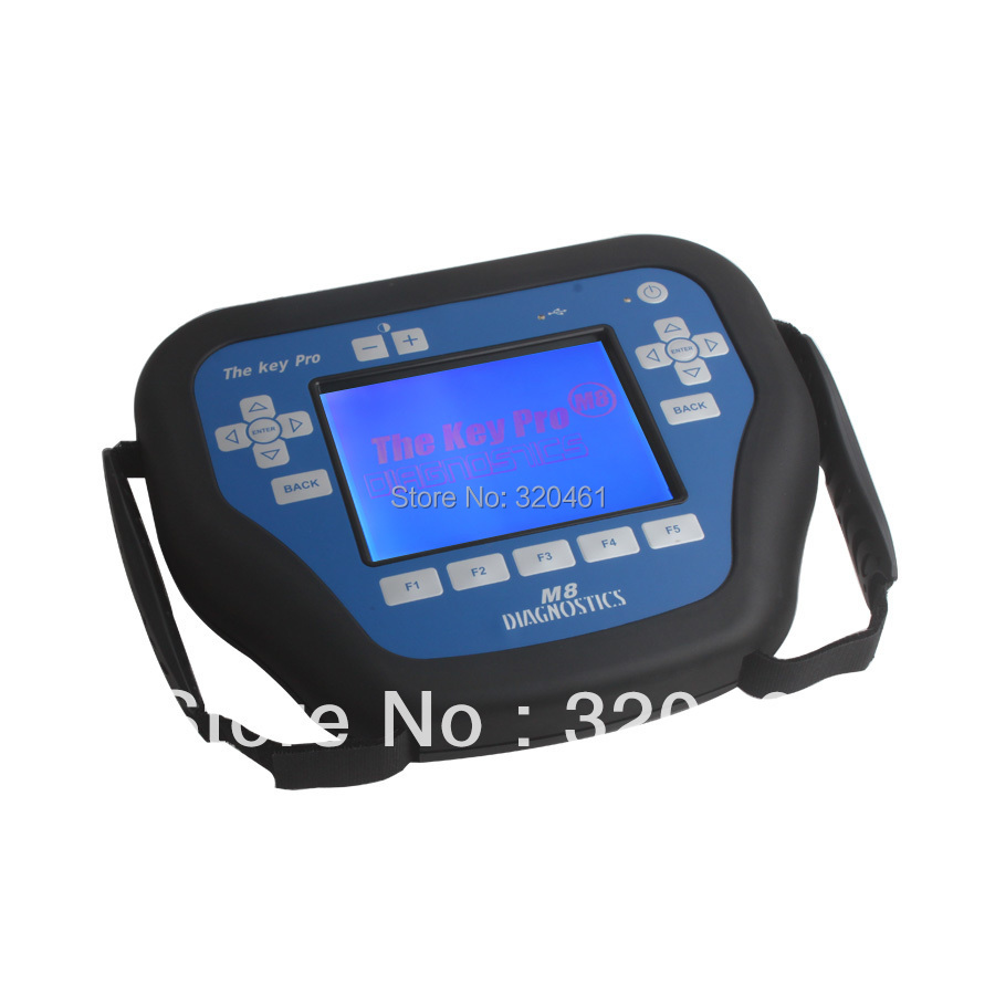 newest Universal Car Key Programming Tool MVP Key Pro M8 Auto Key Programmer with 300 Tokens(China (Mainland))