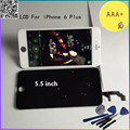 Top quality AAA 5 5 inch For iPhone 6 Plus LCD Display Touch Screen Digitizer Assembly