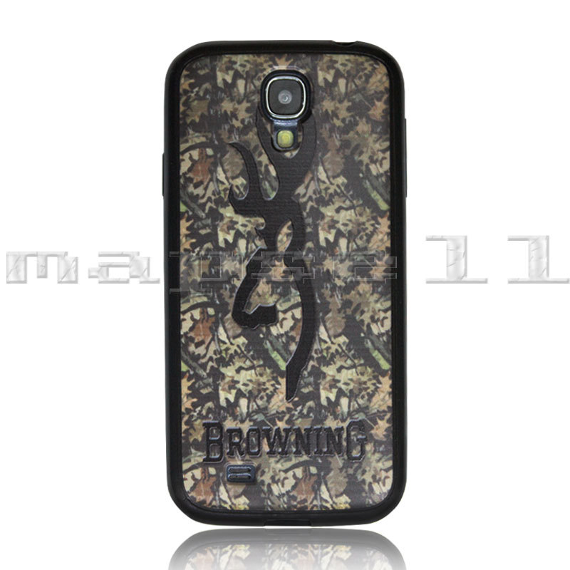 Browning Case For Galaxy s4 Case For Samsung Galaxy s4