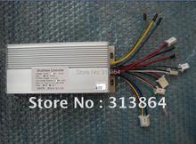 Free Shipping 48V 1000W 45Amax BLDC motor controller, E-bike brushless speed controller, compatible for sensor/sensorless motors(China (Mainland))