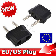 Buy 3pcs Universal EU US Power Plug Home Travel Converter AU US UK Europe EURO Wall charger Connector Socket Adapter Adaptor for $3.23 in AliExpress store