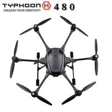 Yuneec Typhoon H RC Drone with Camera HD 4K RTF RC Helicopter 3Aixs 360 Rotation Gimbal vs DJI Phantom 3 4 Free Shipping