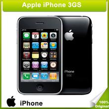 Телефон Apple iPhone 3GS, ios 3 одноядерный 3,5 дюйма ёмкостный экран разблокированный 3 mp камера 32 / 16 / 8 гб GSM и WCDMA(China (Mainland))