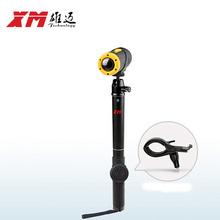 H.265 1080P Full HD Sports Action Camera 16GB Card 3400 Battey Wifi Video DV Mini Waterproof Cam Recorder With Selfie Stick