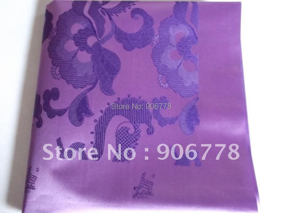 Grand swiss headtie with Lilac color ,wholesale price high quality headtie 2yard/pc(China (Mainland))