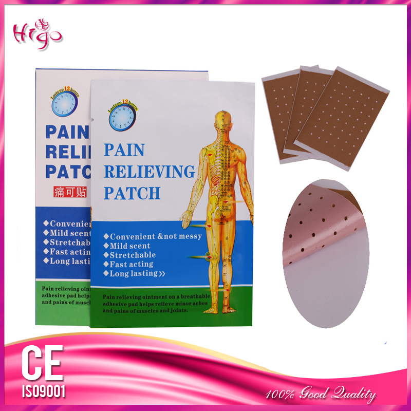 18 piece/3Boxes Pain Reliefing Patch China Pain Plaster Function well Health Care Products Body Massage(China (Mainland))