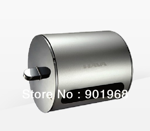 wall hung waterproof aluminium paper box-tissue box-toilet paper box