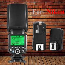 Buy TRIOPO TR-586EX TTL Speedlite Flash + Pixel TF-362 Flash Trigger Nikon d7100 d3100 d5300 d7000 d90 d5200 d7200 d750 d610 d80 for $71.75 in AliExpress store