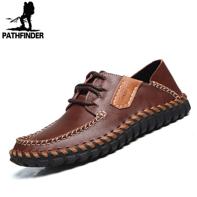 2016 лето марка мужчины оксфорд обувь из кожи ручной работы весной мужчины уличной ...
