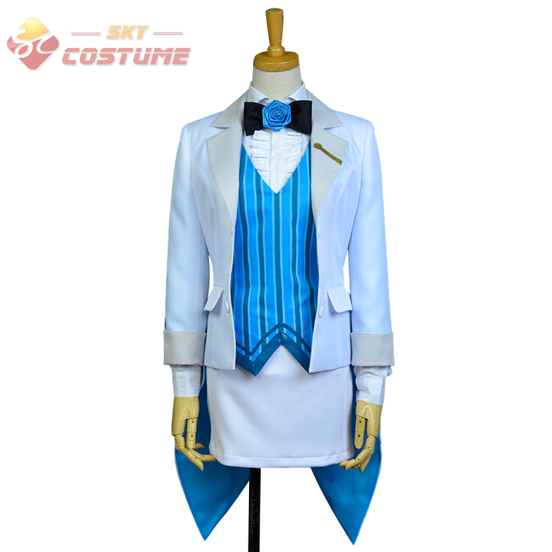 LoveLive! Love Live Eli Ayase Magicien Uniform With Hat Full Set Anime Halloween Cosplay Costumes New ArrivalОдежда и ак�е��уары<br><br><br>Aliexpress