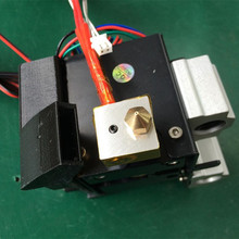 For P802M 3D printer complete Direct Extruder Prusa i3 with 42 stepper motor heating tube thermistor