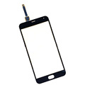 1PCS 5 5inche Front Outer Glass Panel M2 Note Touch Screen Digitizer Replacement For Meizu M2