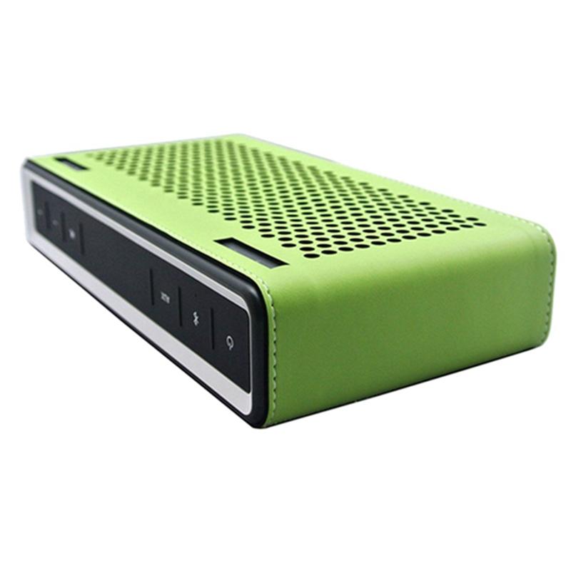 1pcs For Bose Soundlink III Speaker Protector Case Bag Cover PU Leather Case Skin Travel Speaker Storage Bag Speaker Case New(China (Mainland))