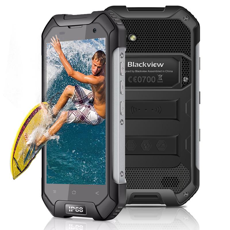 Blackview BV6000 Waterproof 3GB RAM 32GB ROM Octa Core 13MP