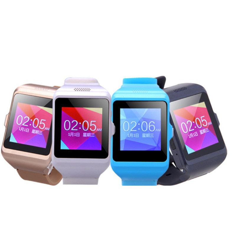 "Smart watch U8 pro P3 GSM Bluetooth Watch Phone 1.55"" Touch Screen Camera FM Notice Play music video For iso Android smartphone(China (Mainland))"