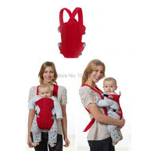 Vogue Breathable 3D Mesh Baby Wrap Carrier Baby Sling for Infant Babies Red E#TN