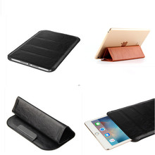 """SD New And High Quality PU Leather Sleeve Messenger Bag Case For CHUWI Hi12 12"""" Tablet PC Protectiv Pouch Cover Can Stand(China (Mainland))"""