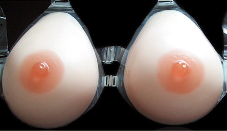 500G/PAIR  Strap  Free Shipping!!! 100% Medical Silicone CE,SGS Tested  Real Touching Sexy Artificial Breast Form<br><br>Aliexpress