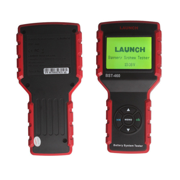 2015 Launch BST460 Original Update Online System BST 460 Wholesale Price Auto Diagnostic Tool Launch BST460 Battery Tester(China (Mainland))
