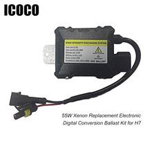 Buy ICOCO Slim HID 55W Xenon Digital Conversion Ballast Kit H1 H3 H3C H4-1 H4-2 H7 H8 1 pcs HID BALLAST DC 12V for $5.43 in AliExpress store
