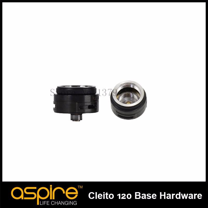 ถูก 100%เดิมอุปกรณ์เสริมบุหรี่อิเล็กทรอนิกส์Aspire Cleito 120ฐานฮาร์ดแวร์สำหรับAspire Cleito 120เครื่องฉีดน้ำ1ชิ้น/ล็อต