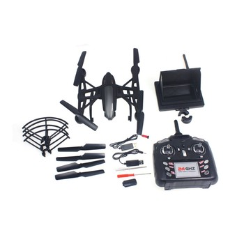 JXD 509G JXD509G 5.8G FPV One-Key-return & Take Off  RC Quadcopter with2.0MP HD Camera Automatic Air Pressure Monitor RTF F16324