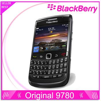 Телефон blackberry 9780, жирный сотовых телефонов разблокированный wi-fi GPS 3 G 5 mp камера