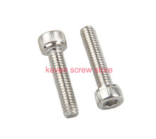 Buy 100pcs/Lot Metric Thread DIN912 M3x30 mm M3*30 mm 304 Stainless Steel Hex Socket Head Cap Screw Bolts for $8.53 in AliExpress store