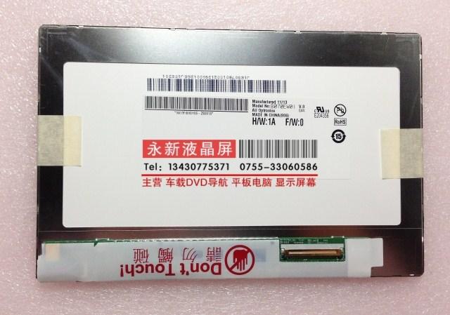 Original 7 highlight the tablet ips hd lcd screen b070ew01 v0