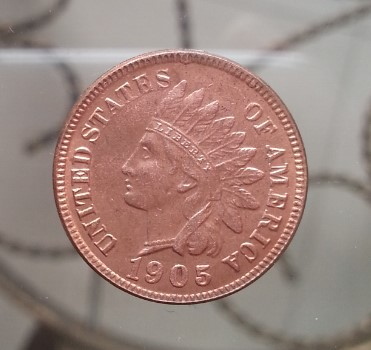 Wholesale SMALL CENTS 1905 Indian Head Cents /COPPER,WITH SHIELD ON REVERSE/ FREE SHIPPING/FOR COLLECTION ONLY(China (Mainland))