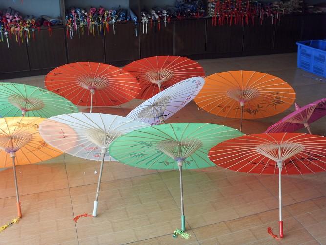 Как сделать свой зонтик