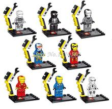 Super Heroes Ninja Star Wars TMNT City Movie Zombie Marvel Avengers Minifigures Lego Compatible Building Blocks Toys Designers(China (Mainland))