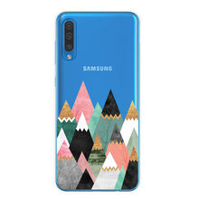 Чехол для samsung Galaxy A50, новинка 2019, модная мягкая задняя крышка из ТПУ для samsung A10 A20 A30 A40 A50 A60 A70 A80, чехол для телефона s(China)
