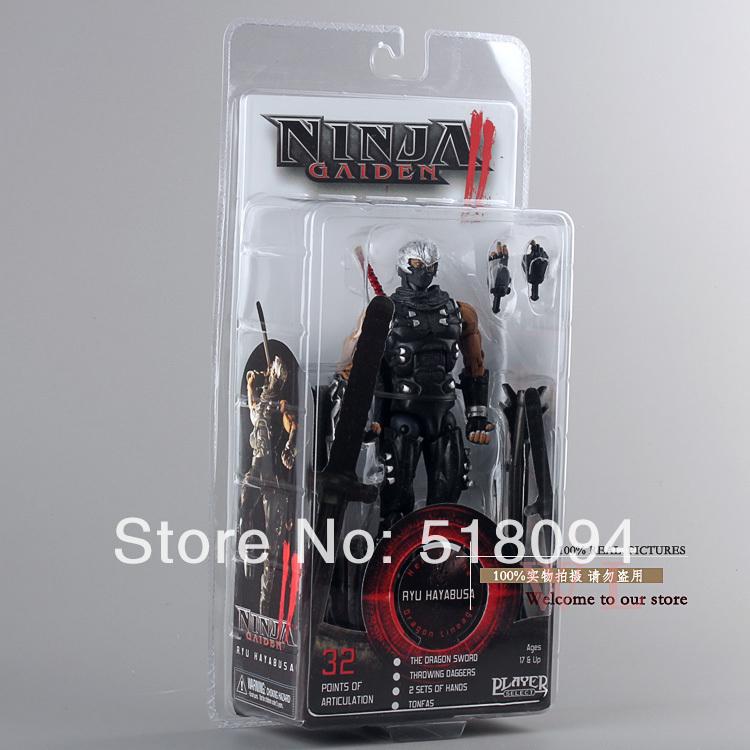 Ninja gaiden ii Рю Хаябуса neca