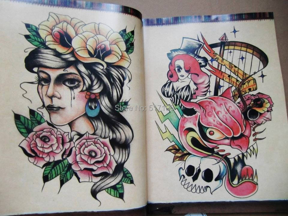 Old style tattoo drawings for Small tattoo flash