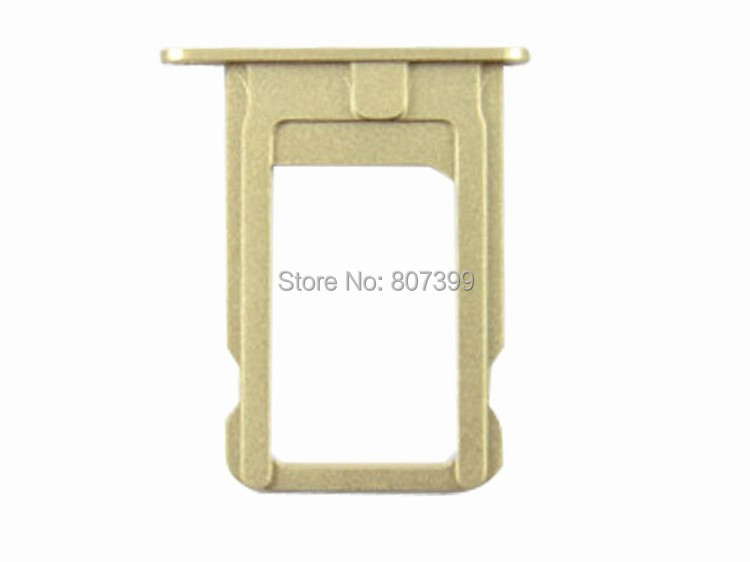 New Luxury Original Phone Accessories SIM Card Tray Holder Slot Replacement adapter for iPhone 5 5S iPhone5S sim card holder(China (Mainland))