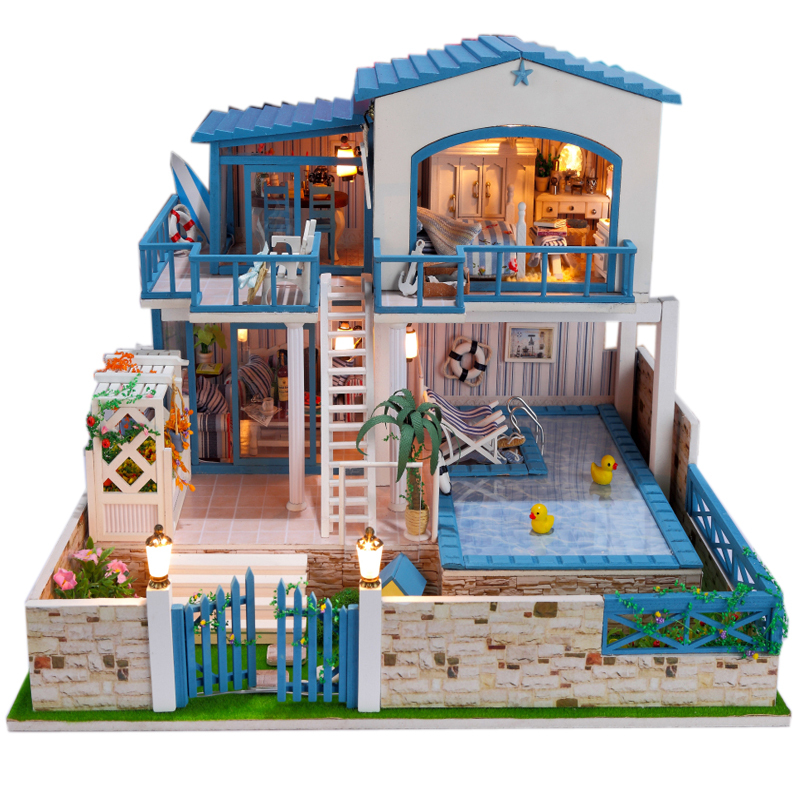 Popular Large Dollhouse Furniture Buy Cheap Large Dollhouse Furniture Lots From China Large