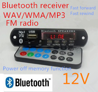 store product Bluetooth mp decoder board double wma player v wireless audio module usb tf card reader function