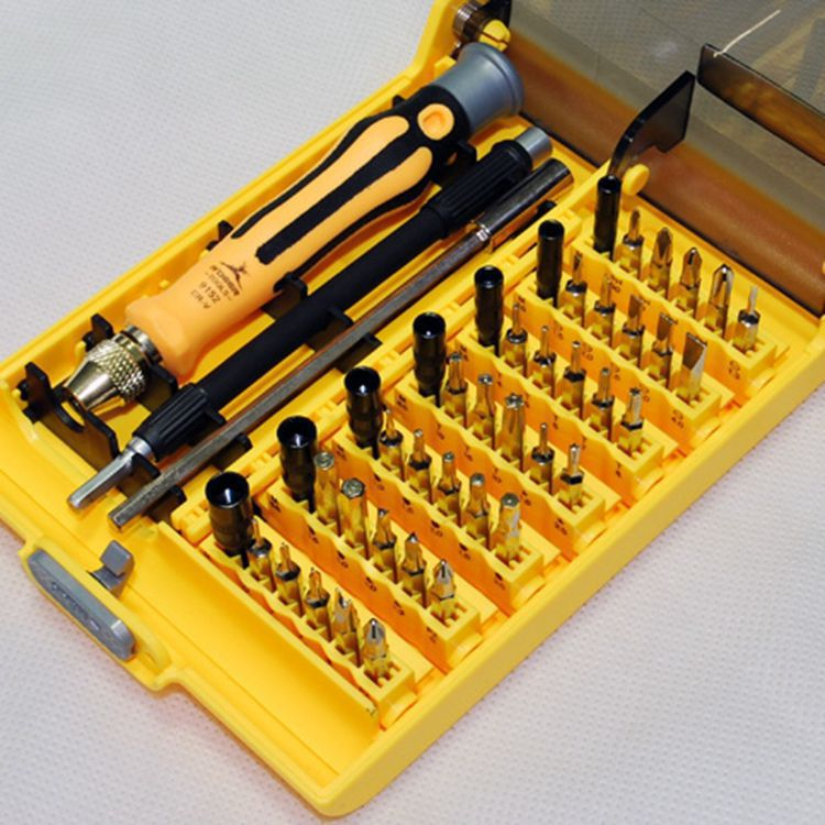 High Quality multi tool 45in1 Torx Precision Screw Driver Cell Mobile Phone Repair Tool Set Kit Tweezers Mobile Kit tool sets(China (Mainland))