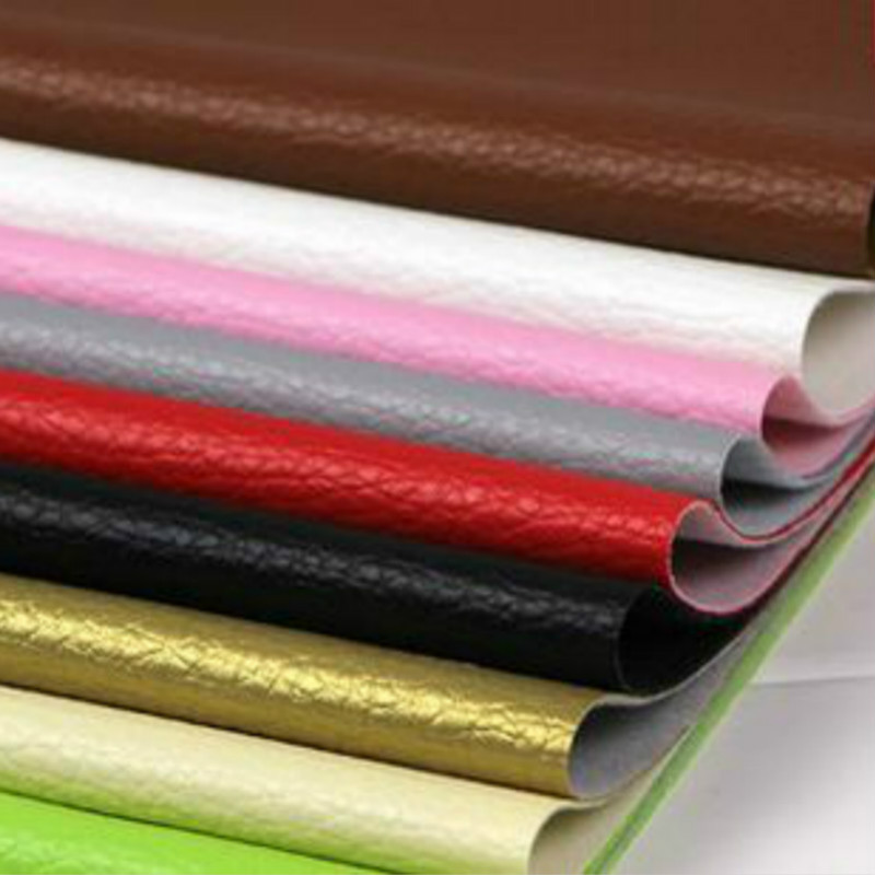 Hot sale 50 140cm width heavy duty faux leather leathereet for Sewing material for sale