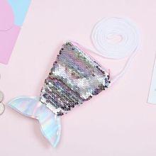 MOLAVE portfel moda seksowne cekiny dzieci portmonetki torebki portfele na zamek błyskawiczny śliczne etui opakowanie na klucze portfel skórzany 2019DEC25(China)