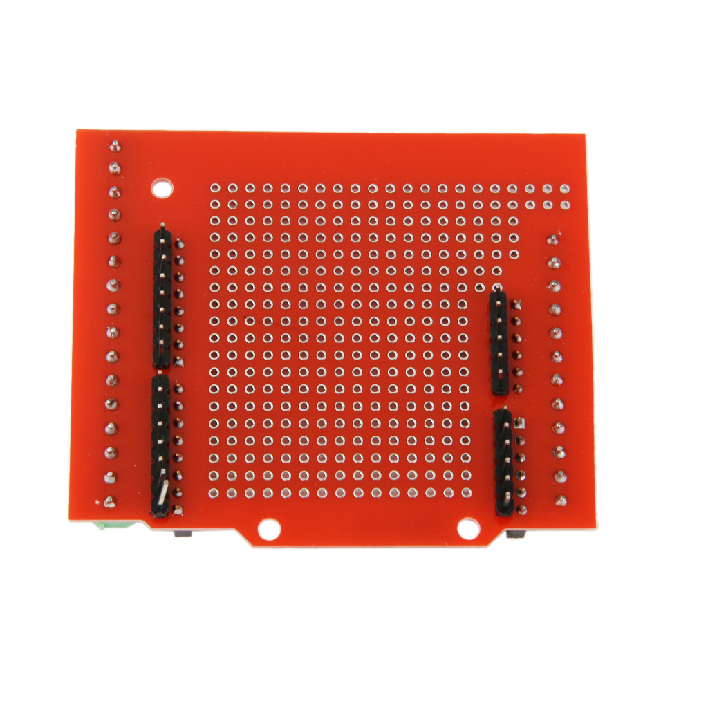 Screw Shield Board Assembled Prototype, Terminal Expansion Board For Arduino