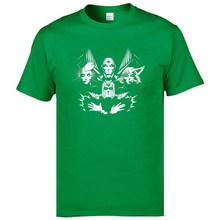 My Chemical Romance Geek Maglietta Hip Hop Linkin Park Roccia Felpa Canottiera In Cotone 100% Magliette e camicette Magliette per Gli Uomini Hanukkah Camisas(China)