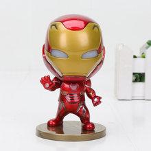 Marvel the avengers Ferro homem Aranha Tamashii Palco Infinito Guerra Avengers spiderman Action Figure Coleção Brinquedos Modelo Boneca de Presente(China)